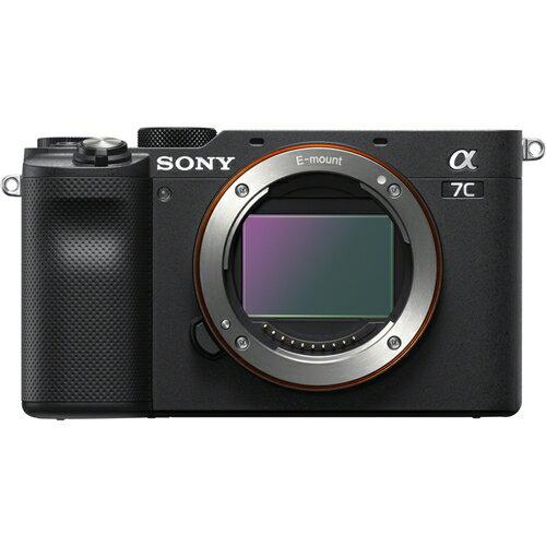 デジタルカメラ, ミラーレス一眼カメラ  ILCE-7C B 7C