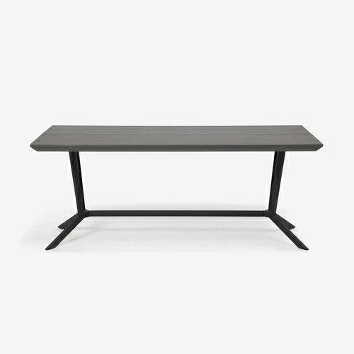 大塚家具 ダイニングテーブル「レイラ」幅180 セラミック天板ブラック色