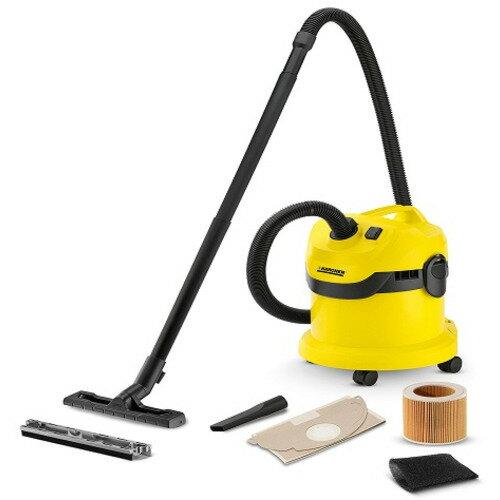 ケルヒャーWD2乾湿両用掃除機1.629-777.0