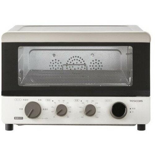テスコムTSF601-C低温コンベクションオーブンコンフォートベージュトースター4枚オーブントースター