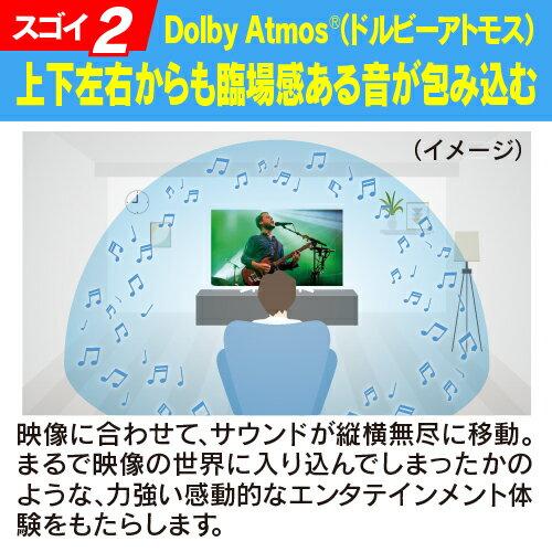 【無料長期保証】FUNAIFE-65U70404K有機ELテレビ65V型