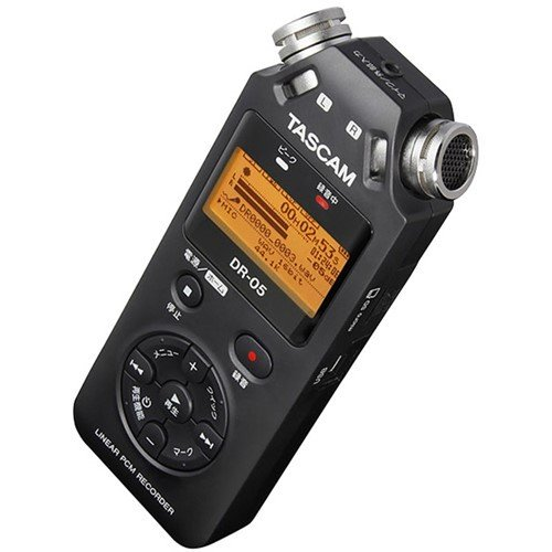 TV・オーディオ・カメラ, ICレコーダー  DR-05-V3 PCM