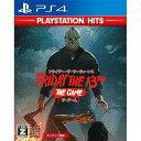 フライデー・ザ・13th:ザ・ゲーム [日本語版] [PlayStation Hits] [PS4]