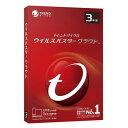 トレンドマイクロ ウイルスバスター クラウド 3年版 PKG...