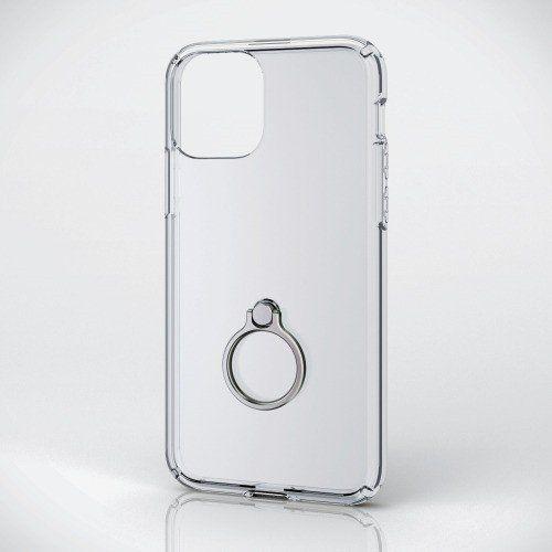 スマートフォン・携帯電話用アクセサリー, その他  PM-A19BHVCRSV iPhone 11 Pro