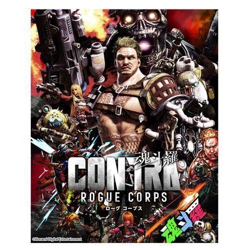 プレイステーション4, ソフト CONTRA ROGUE CORPS PS4 PLJM-16397