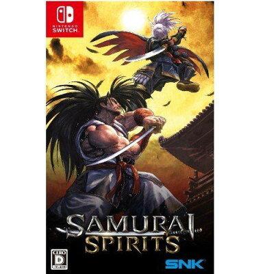 【ポイント10倍!1月16日(木)1:59まで】SAMURAI SPIRITS Nintendo Switch HAC-P-ATJFA