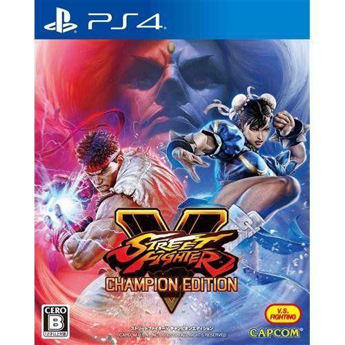 プレイステーション4, ソフト STREET FIGHTER V CHAMPION EDITION PS4 PLJM-16569