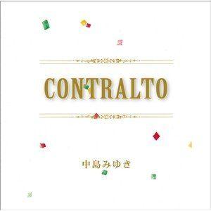 CD 中島みゆき/CONTRALTO