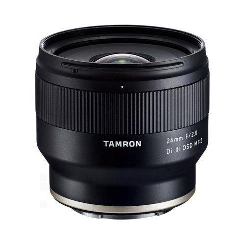 交換レンズ用アクセサリー, レンズフード  24mm F2.8 Di III OSD M1:2 (Model F051)