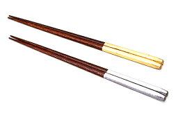 プレート海龍と取箸のセット