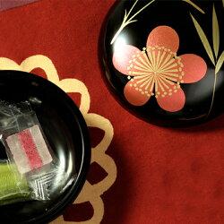 漆器山田平安堂【宮内庁御用達】《引き出物》《内祝い》に…〜和の心宿ったボンボニエール〜キャラメルボックス