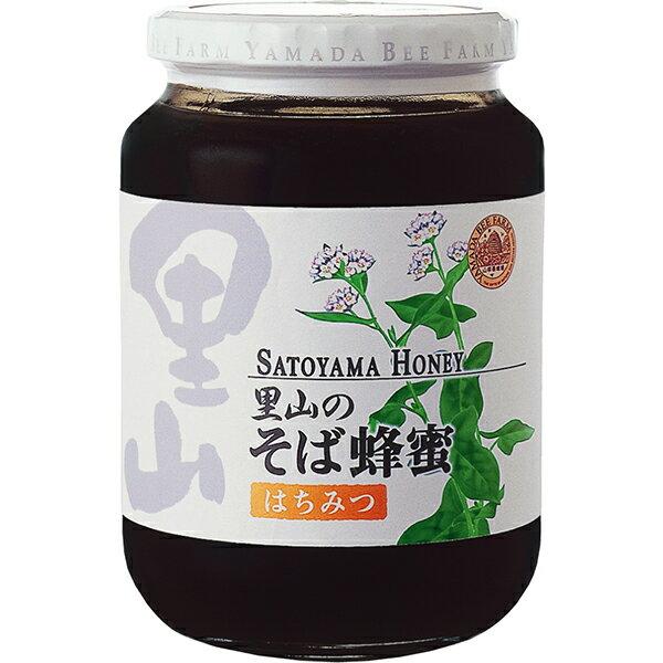【山田養蜂場】里山のそば蜂蜜【国産】 1kgビン入 ギフト プレゼント 食べ物 食品 はちみつ 健康 人気