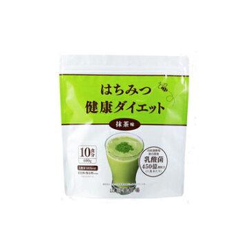 【山田養蜂場】【送料無料】はちみつ健康ダイエット 【抹茶味】400g(10食分)