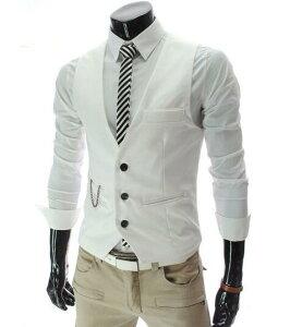 ベスト メンズ ジレベスト スーツベスト チョッキ フォーマルベスト 紳士服 ビジネス 結婚式 シャツに似合う 無地 カジュアル シンプル ダミーポケット