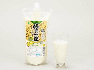 大豆パウダー飲料「優豆生」
