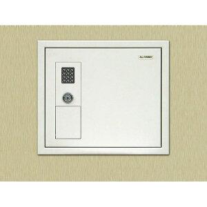 壁埋込型保管庫 日本製WLS-E 日本アイ・エス・ケイ 金庫 家庭用【RCP】