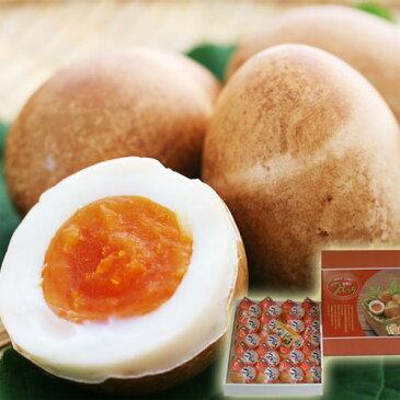 【天童市:半澤鶏卵】半熟くんせい卵スモッち20個入り<贈り物用化粧箱入>【クール便】ギフトに燻製卵 冬ギフト プレゼント