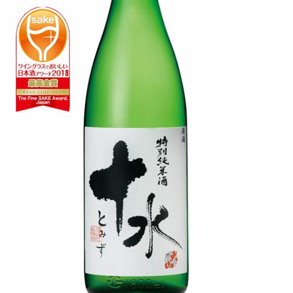 大山 特別純米 十水 1800ml日本酒 山形 地酒 お歳暮 冬ギフト プレゼント 2019