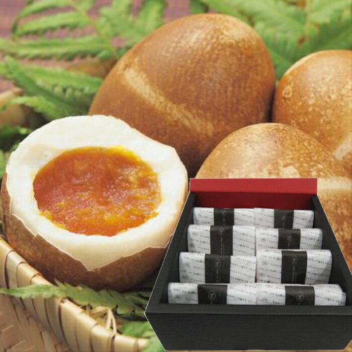 「スモッち」(くんせい卵)のハイグレード商品!半澤鶏卵 ときの薫りたまご 8個入(半熟くんせい卵) 母の日 ギフト プレゼント 2019