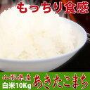 新米令和元年産 山形県産 あきたこまち 白米10kg(5kg2袋)送料無料 1等米...