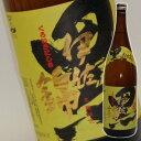 伊佐錦 黒 (1800ml)★25度 焼酎 芋 プレゼント 芋焼酎 父の日 ギフト 小中 人気ランキング 芋いも いも 人気 おすすめ お祝い こだわり とろとろ いも焼酎 イモ