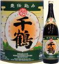 千鶴(1800ml) ★25度 焼酎 芋 プレゼント 芋焼酎 父の日 ギフト 小中 人気ランキング 芋いも いも 人気 おすすめ お祝い こだわり とろとろ いも焼酎 イモ
