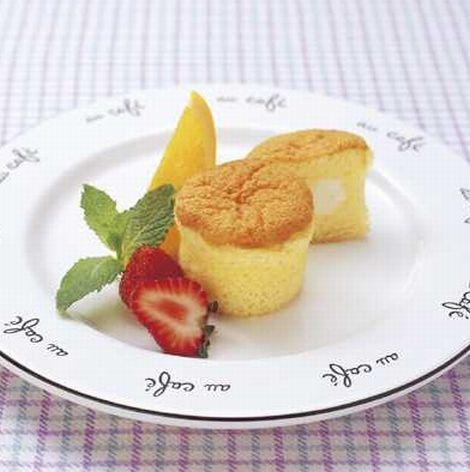 【学校給食】【日東ベスト】【冷凍食品】【学校給食】シフォンケーキX80個