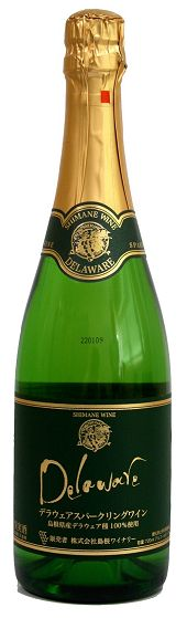 Shimane Winery Delaware spark wine 720 ml (10002206)