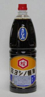 Sashimi soy sauce 1800 ml