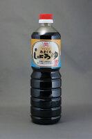 【山口県】【萩市土原】【岡田味噌醤油】マルオカ天然醸造甘口醤油1L