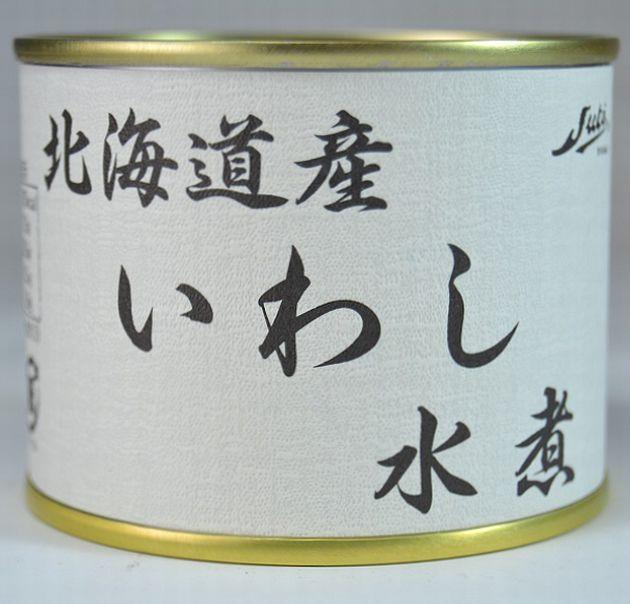 ストー『北海道産いわし水煮』