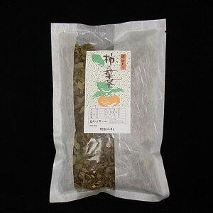 柿の旨み、苦味、甘み全てが凝縮。国産100%健康茶『柿の葉茶』