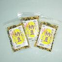メール便【送料無料】佐川醤油店「のりたまご納豆ふりかけ」x3パックセット