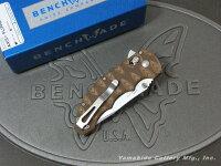 BENCHMADE/ベンチメイド#300SNAXISFLIPPER直刃4