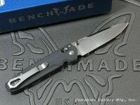 BENCHMADE/ベンチメイド#485Valetヴァレットシルバー直刃2