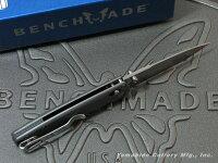 BENCHMADE/ベンチメイド#485Valetヴァレットシルバー直刃3