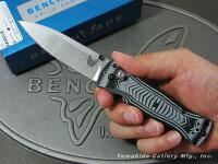 BENCHMADE/ベンチメイド#531AxisPardueDesign直刃ナイフ5