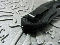 BENCHMADE/ベンチメイド#810BKContegoブラック直刃ナイフ6