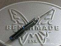 BENCHMADE/ベンチメイド#940-1OsborneCarbonオズボーンシルバー直刃/カーボンハンドル4