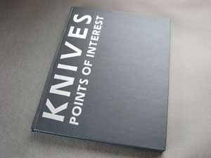 JIM WEYER写真集 KNIVES -Points of Interest- I