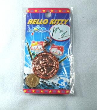 ★ハローキティ Ski Jumping pairs銅メダルマスコット★メール便OK商品先頭名に★がついている商品3個でメール便送料無料!