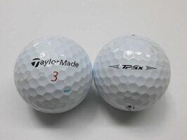 【Bランク】テーラーメイドTP5X2019年1球【中古】ロストボールゴルフボール