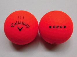 【Aランク】キャロウェイ2019年ERCボールドレッド1球【マーク・ネーム無】【中古】ロストボールゴルフボールイー・アール・シーCallaway