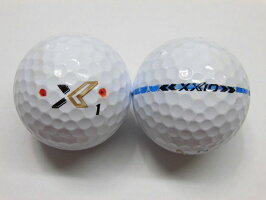 【マジックAランク】ゼクシオエックスボール2019年ホワイト1球【中古】ロストボールゴルフボールXXIO