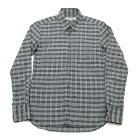 ファクトタム/FACTOTUMチェック長袖シャツ【46】Yシャツ/タイト【中古】05P28Sep16