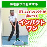 ゴルフ練習機ならインパクトワン!