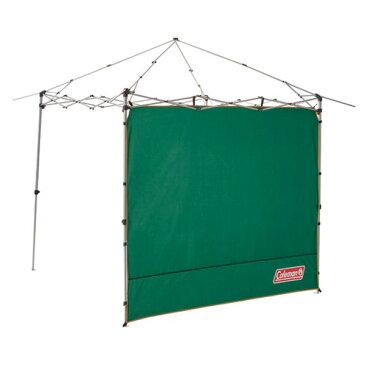 Coleman コールマン フルフラップフォーインスタントバイザーシェード/M 2000031580アウトドアギア サイドウォール テントオプション タープ テントアクセサリー グリーン おうちキャンプ