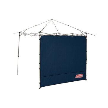 Coleman コールマン フルフラップフォーバイザーシェード/M ネイビー 2000033120アウトドアギア サイドウォール テントオプション タープ テントアクセサリー おうちキャンプ