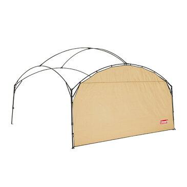 Coleman コールマン サイドウォールフォ-パーティーシェードDX/360 2000033125アウトドアギア サイドウォール テントオプション タープ テントアクセサリー ベージュ おうちキャンプ